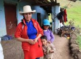 village-mother-and-two-children